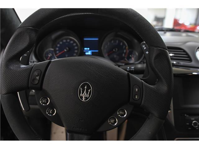 2013 Maserati GranTurismo Sport (Stk: UC1490) in Calgary - Image 16 of 24