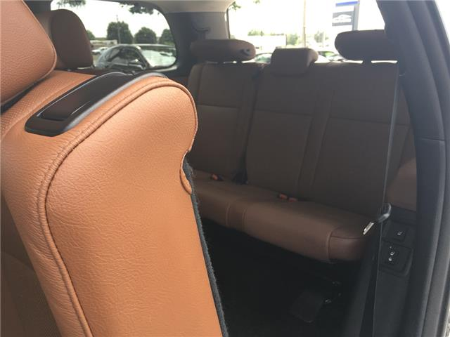 2018 Toyota Sequoia Platinum 5.7L V8 (Stk: 1744W) in Oakville - Image 13 of 30