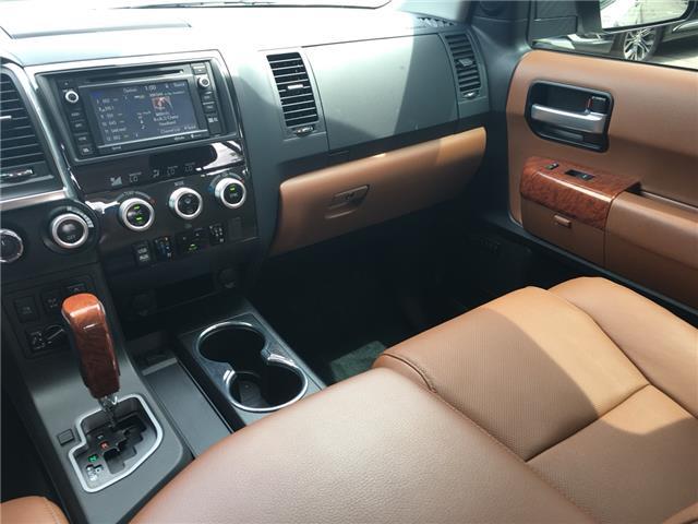 2018 Toyota Sequoia Platinum 5.7L V8 (Stk: 1744W) in Oakville - Image 15 of 30