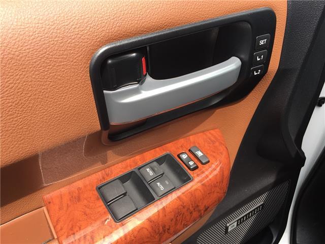 2018 Toyota Sequoia Platinum 5.7L V8 (Stk: 1744W) in Oakville - Image 19 of 30