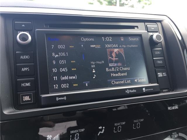2018 Toyota Sequoia Platinum 5.7L V8 (Stk: 1744W) in Oakville - Image 25 of 30
