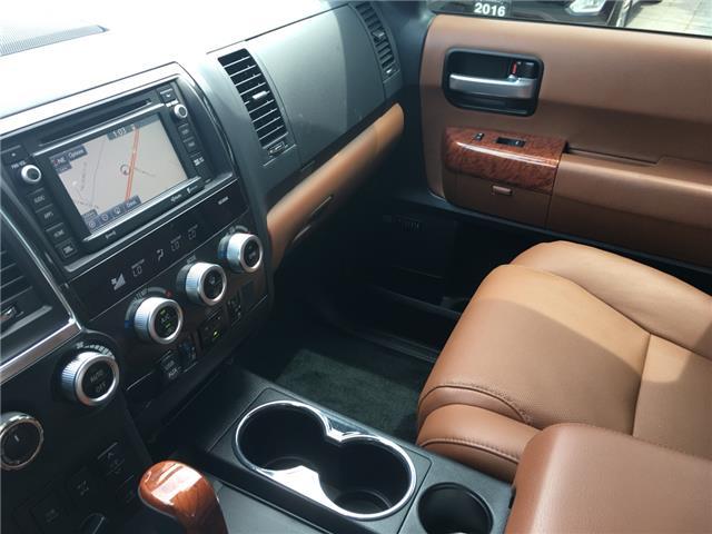 2018 Toyota Sequoia Platinum 5.7L V8 (Stk: 1744W) in Oakville - Image 28 of 30