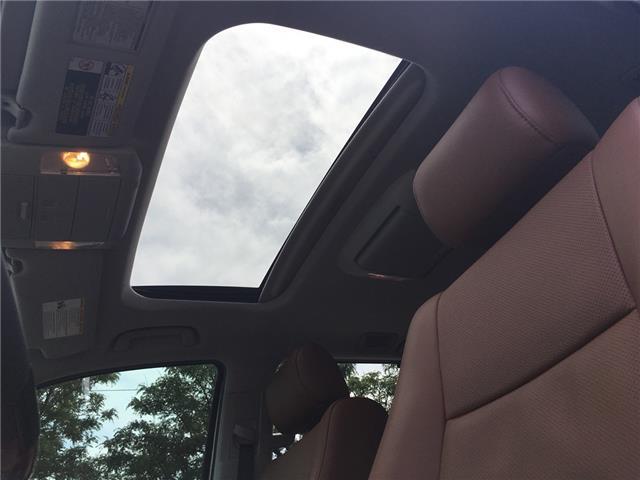 2018 Toyota Sequoia Platinum 5.7L V8 (Stk: 1744W) in Oakville - Image 29 of 30