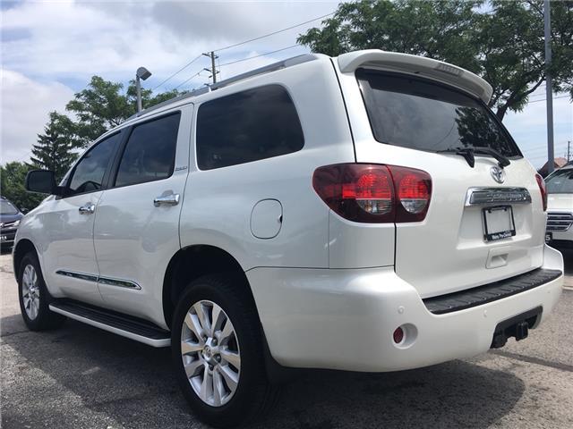 2018 Toyota Sequoia Platinum 5.7L V8 (Stk: 1744W) in Oakville - Image 5 of 30