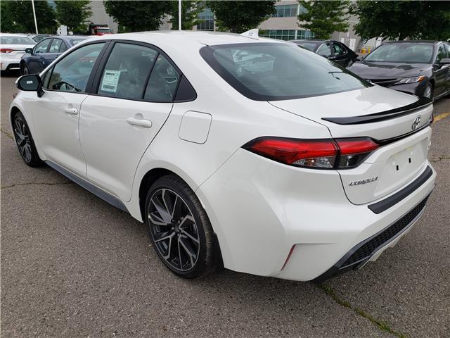 2020 Toyota Corolla XSE (Stk: 20-149) in Etobicoke - Image 9 of 13