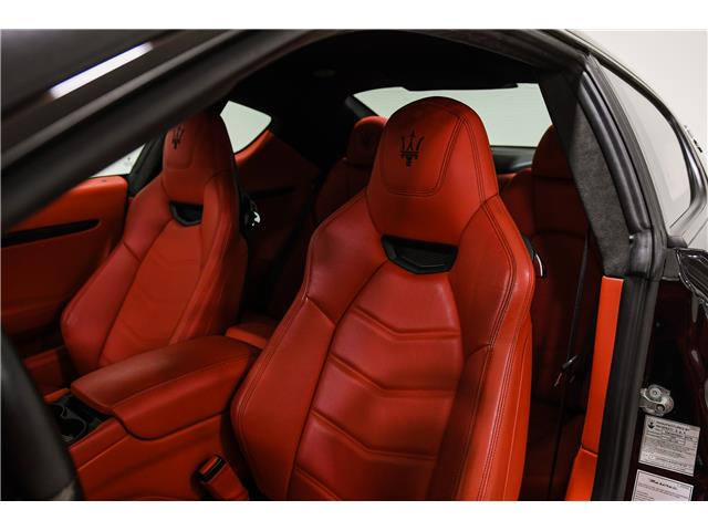2016 Maserati GranTurismo MC (Stk: UC1480) in Calgary - Image 13 of 25