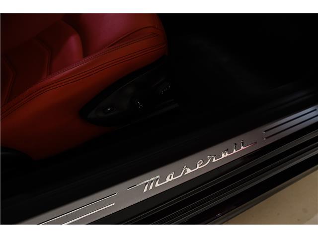2016 Maserati GranTurismo MC (Stk: UC1480) in Calgary - Image 25 of 25