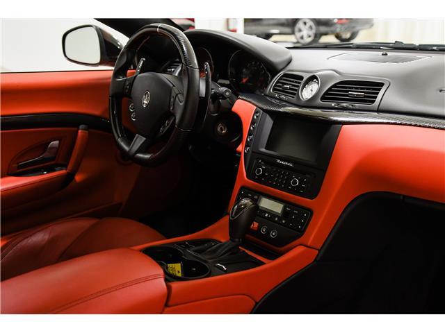 2016 Maserati GranTurismo MC (Stk: UC1480) in Calgary - Image 16 of 25