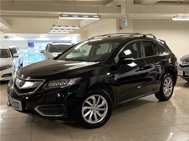 2017 Acura RDX Tech (Stk: D12392A) in Toronto - Image 1 of 29