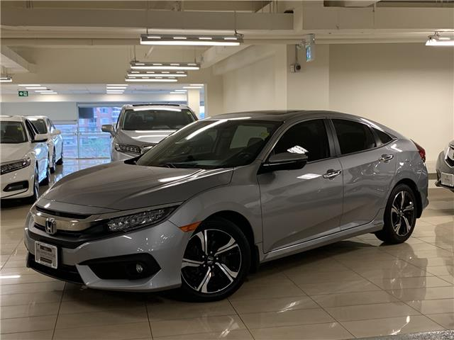 2017 Honda Civic Touring (Stk: AP3326) in Toronto - Image 1 of 30