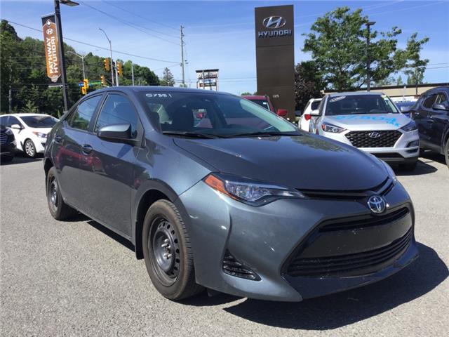 2017 Toyota Corolla LE (Stk: P3339) in Ottawa - Image 1 of 15