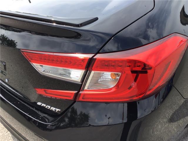 2019 Honda Accord Sport 1.5T (Stk: 191374) in Barrie - Image 21 of 22