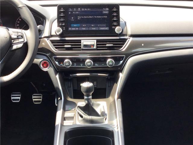 2019 Honda Accord Sport 1.5T (Stk: 191374) in Barrie - Image 17 of 22