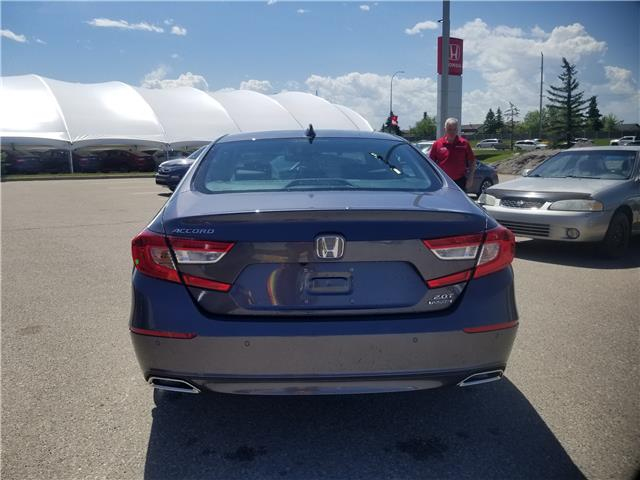 2019 Honda Accord Touring 2.0T (Stk: 2190538) in Calgary - Image 6 of 10