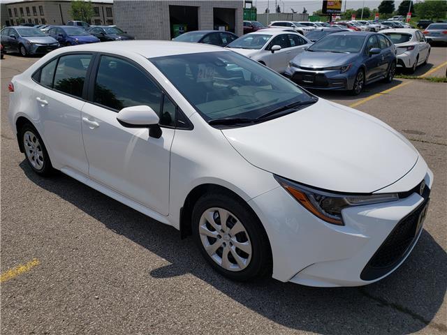 2020 Toyota Corolla LE (Stk: 20-152) in Etobicoke - Image 3 of 11