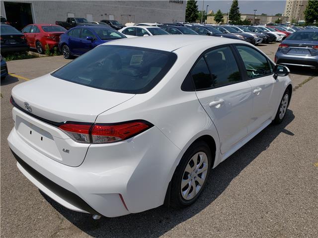 2020 Toyota Corolla LE (Stk: 20-152) in Etobicoke - Image 5 of 11