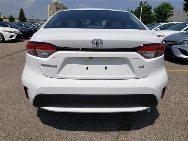2020 Toyota Corolla LE (Stk: 20-152) in Etobicoke - Image 6 of 11