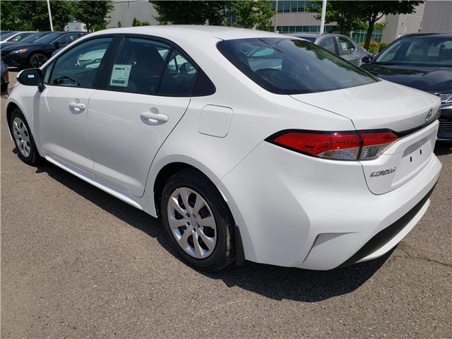 2020 Toyota Corolla LE (Stk: 20-152) in Etobicoke - Image 7 of 11