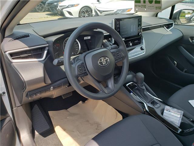 2020 Toyota Corolla LE (Stk: 20-152) in Etobicoke - Image 9 of 11