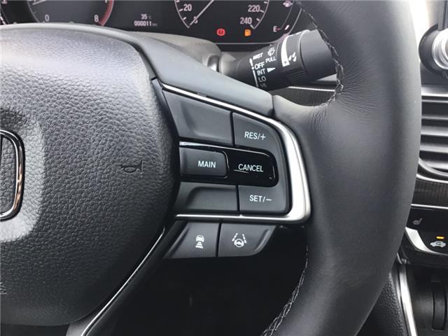 2019 Honda Accord Sport 1.5T (Stk: 191374) in Barrie - Image 12 of 22