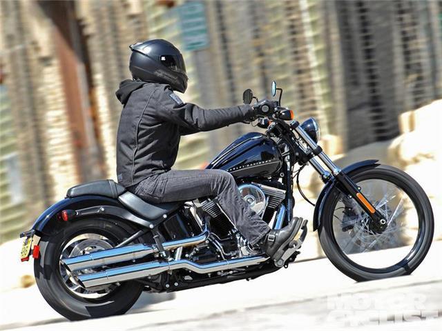 Used 2011 Harley-Davidson FXS - Softail® Blackline®   - Sudbury - The Rock Harley-Davidson