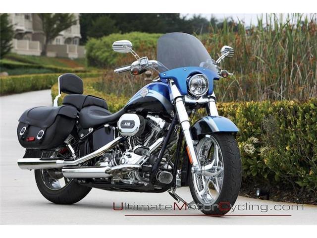Used 2010 Harley-Davidson FLSTSE - CVO™ Softail® Convertible   - Sudbury - The Rock Harley-Davidson