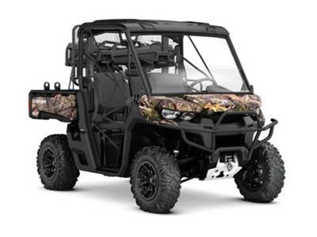 New 2018 Can-Am Defender Mossy Oak Hunting Edition HD10   - YORKTON - FFUN Motorsports Yorkton