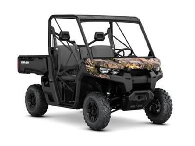New 2018 Can-Am Defender DPS™ HD5 Mossy Oak Break-Up Country Camo   - YORKTON - FFUN Motorsports Yorkton