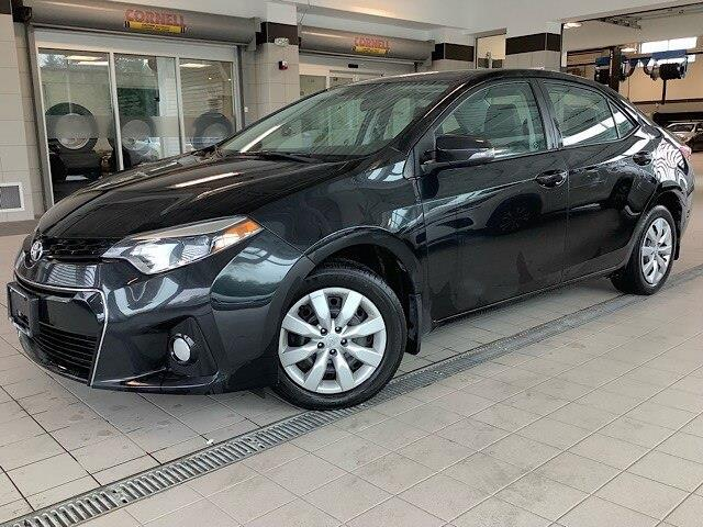 2015 Toyota Corolla S (Stk: P19083) in Kingston - Image 1 of 11