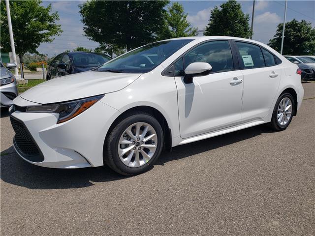 2020 Toyota Corolla LE (Stk: 20-147) in Etobicoke - Image 1 of 9