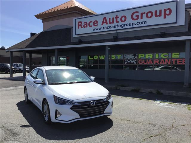 2019 Hyundai Elantra Preferred (Stk: 16820) in Dartmouth - Image 1 of 24