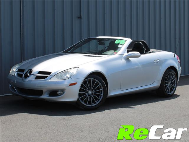2006 Mercedes-Benz SLK-Class Base (Stk: 190158B) in Fredericton - Image 1 of 16