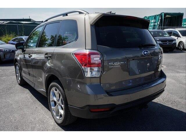 2017 Subaru Forester 2.5i Touring (Stk: P2125) in Gloucester - Image 6 of 23