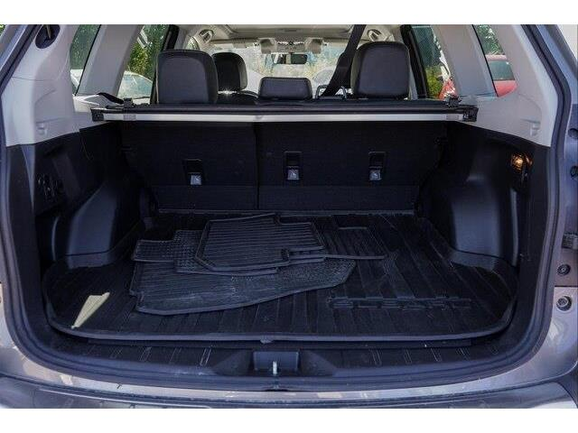 2017 Subaru Forester 2.5i Touring (Stk: P2125) in Gloucester - Image 21 of 23