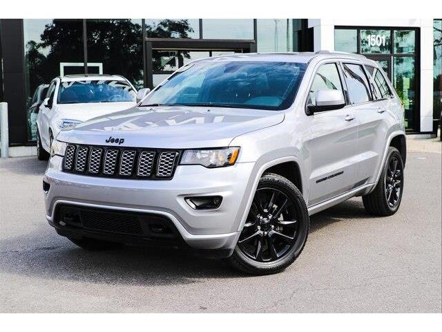 2018 Jeep Grand Cherokee Laredo (Stk: P1780) in Ottawa - Image 1 of 27