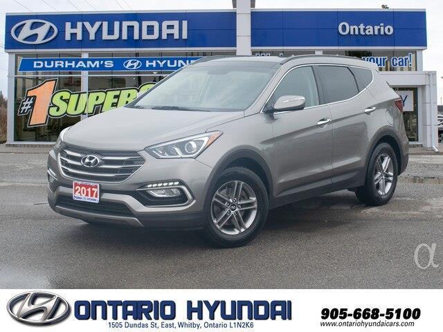 2017 Hyundai Santa Fe Sport  (Stk: 76827K) in Whitby - Image 1 of 22