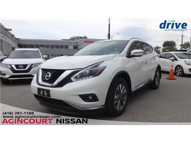 2018 Nissan Murano SL (Stk: U12578) in Scarborough - Image 1 of 25