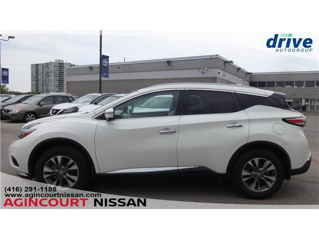 2018 Nissan Murano SL (Stk: U12578) in Scarborough - Image 2 of 25