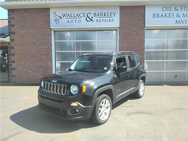 2015 Jeep Renegade North (Stk: B42217) in Truro - Image 1 of 7