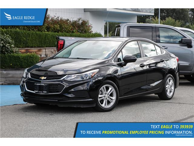 2018 Chevrolet Cruze LT Auto (Stk: 189410) in Coquitlam - Image 1 of 17