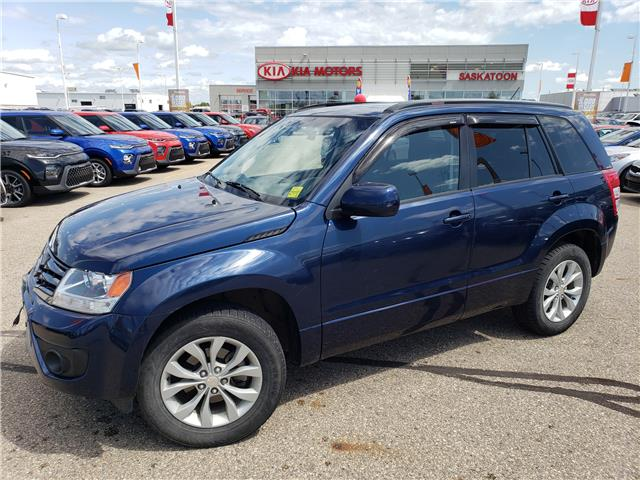 2013 Suzuki Grand Vitara JX (Stk: P4560A) in Saskatoon - Image 1 of 28
