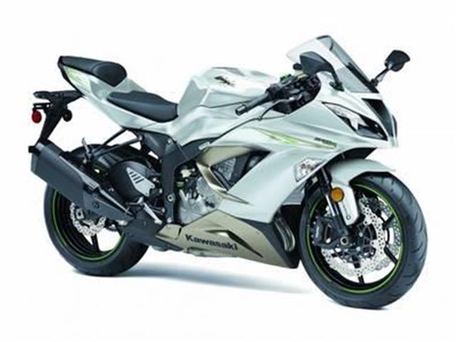 New 2017 Kawasaki Ninja ZX-6R ABS   - SASKATOON - FFUN Motorsports Saskatoon