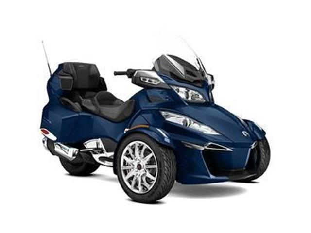 New 2017 Can-Am Spyder® RT Limited 6-Speed Semi-Automatic (SE6)   - SASKATOON - FFUN Motorsports Saskatoon