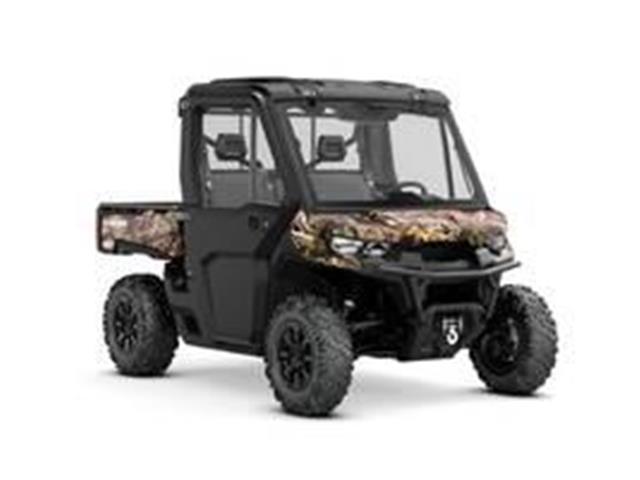 New 2019 Can-Am Defender XT™ CAB HD10 Mossy Oak Break-Up Country C   - SASKATOON - FFUN Motorsports Saskatoon