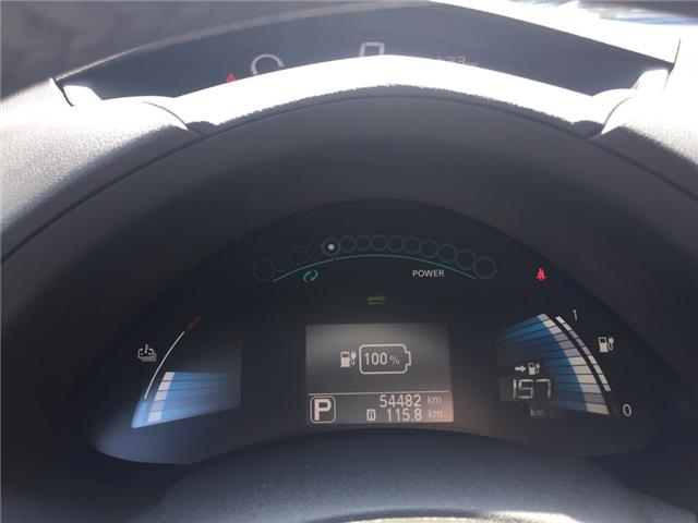 2016 Nissan LEAF SL (Stk: N19-0076P) in Chilliwack - Image 12 of 16