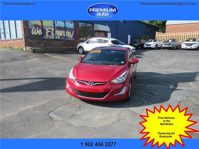 2015 Hyundai Elantra GL (Stk: 244094) in Dartmouth - Image 1 of 22