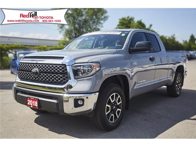 2018 Toyota Tundra SR5 Plus 5.7L V8 (Stk: 69131) in Hamilton - Image 1 of 20