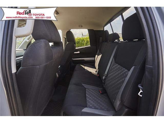 2018 Toyota Tundra SR5 Plus 5.7L V8 (Stk: 69131) in Hamilton - Image 12 of 20
