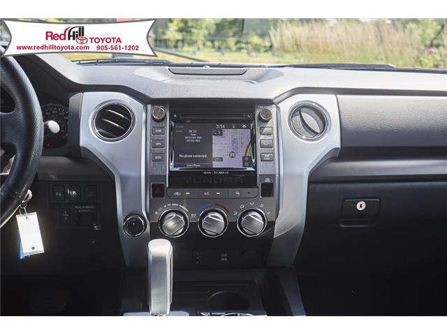 2018 Toyota Tundra SR5 Plus 5.7L V8 (Stk: 69131) in Hamilton - Image 14 of 20