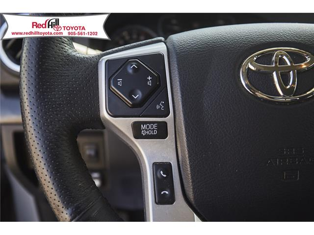 2018 Toyota Tundra SR5 Plus 5.7L V8 (Stk: 69131) in Hamilton - Image 16 of 20